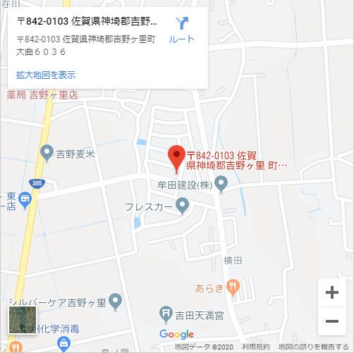 元祖ぱずる屋さん 地図