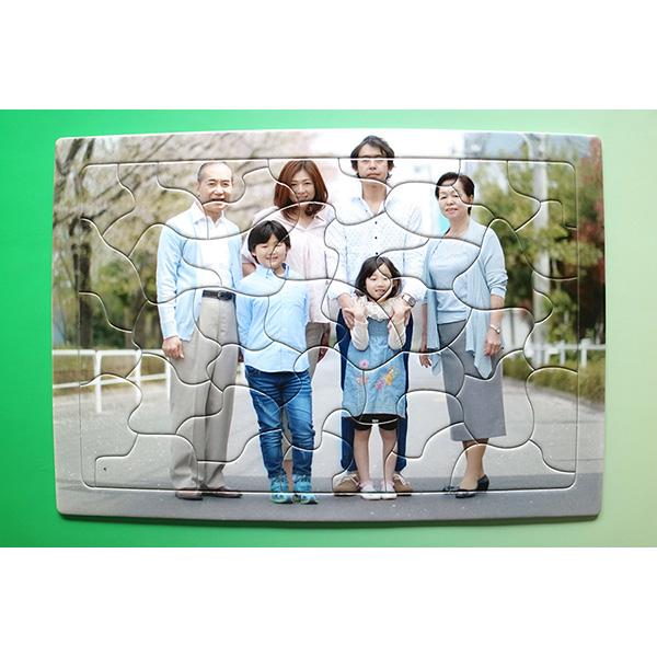 イメージ 枠付・子供用パズル(B4) 40ピース